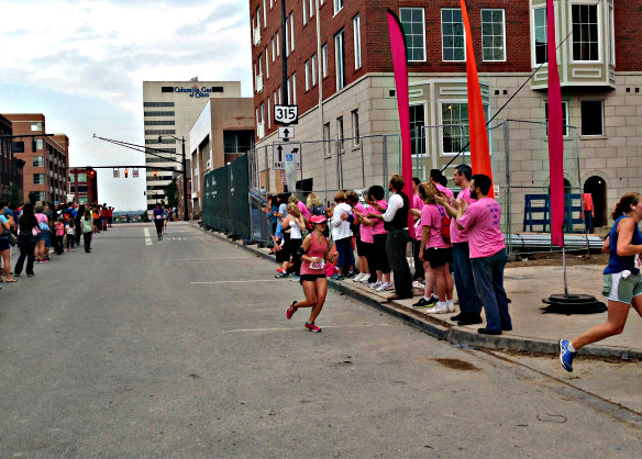 almost getting it together nutty for life columbus run like a girl half marathon