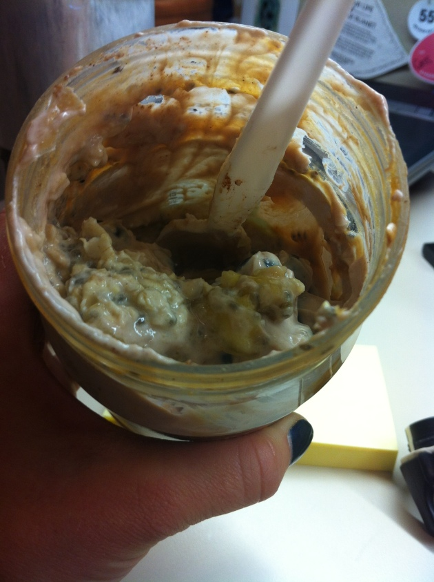 overnight oats trader joe's peanut butter | almost getting it together