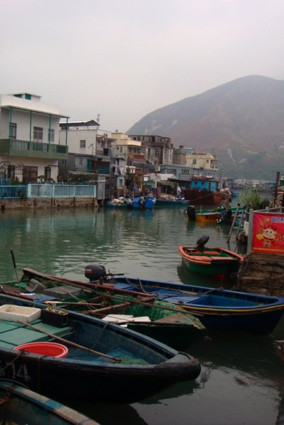 almost getting it together | hong kong lantau island tai o