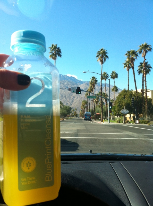 blueprint juice cleanse | almost getting it together