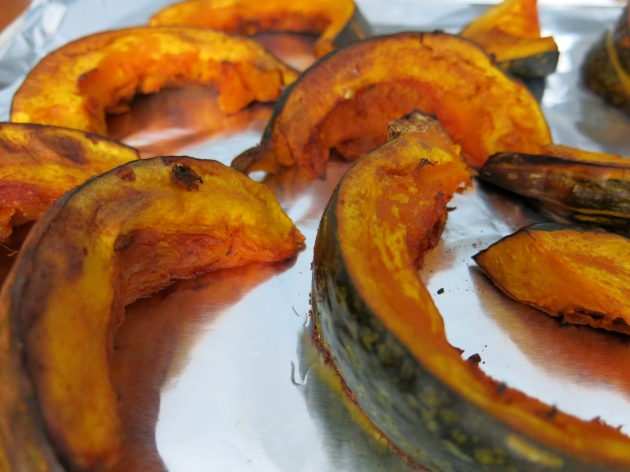how to roast kabocha squash pittsburgh | almost getting it together