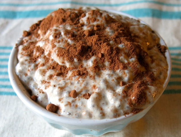 salted caramel chia pudding gluten free vegan   almost getting it together